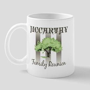 MCCARTHY family reunion (tree Mug
