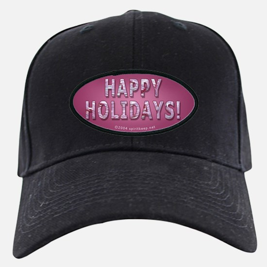 Happy Holidays! Baseball Hat