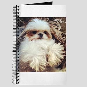 BonnyShihTzu_Fluffy Journal