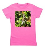 6 Spotted Fishing Spider v Mosquitofish Girl's Tee