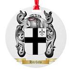 Hayhow Round Ornament