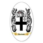 Hayhow Sticker (Oval)