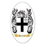 Hayhow Sticker (Oval 50 pk)