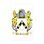Hayer Sticker (Rectangle 50 pk)