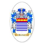 Haydan Sticker (Oval 10 pk)
