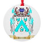 Haycroft Round Ornament