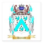Haycroft Square Car Magnet 3