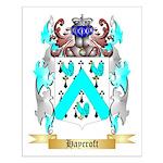 Haycroft Small Poster