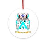Haycraft Ornament (Round)