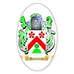 Hawthorne Sticker (Oval)