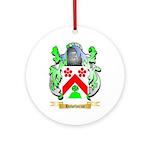 Hawthorne Ornament (Round)