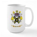 Hawks Large Mug