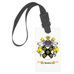 Hawks Large Luggage Tag