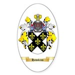 Hawkins Sticker (Oval)