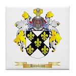 Hawkins Tile Coaster