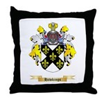 Hawkings Throw Pillow