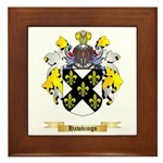 Hawkings Framed Tile