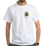Hawkin White T-Shirt
