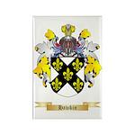 Hawkin Rectangle Magnet (100 pack)