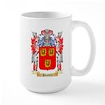 Hawkey Large Mug