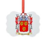 Hawkey Picture Ornament