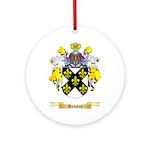 Hawkes Ornament (Round)