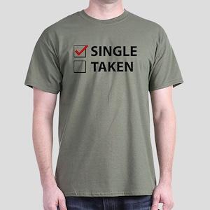 Single Taken Dark T-Shirt