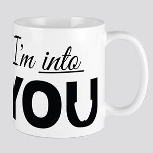 I'm into you, Adult Humor Mugs
