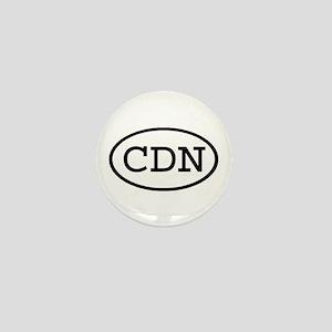 CDN Oval Mini Button