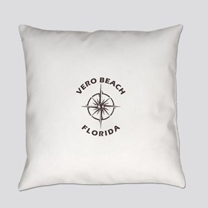 Florida - Vero Beach Everyday Pillow