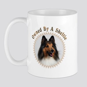 Owned By A Sheltie 999 Mugs