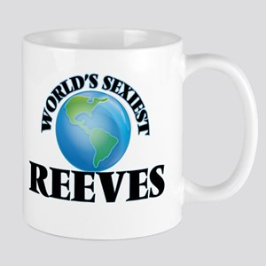 World's Sexiest Reeves Mugs