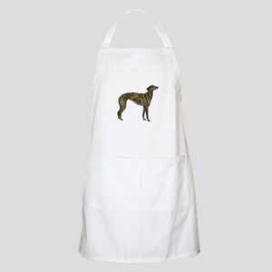 Greyhound (brindle) Apron
