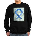 Blue Ribbon Angel Sweatshirt