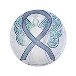 Gray Ribbon Angel 3.5