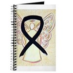 Black Ribbon Angel Journal