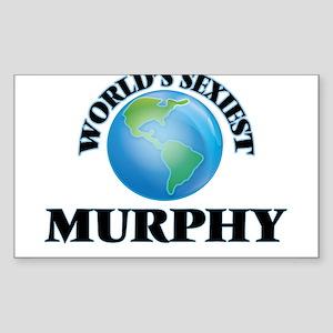 World's Sexiest Murphy Sticker