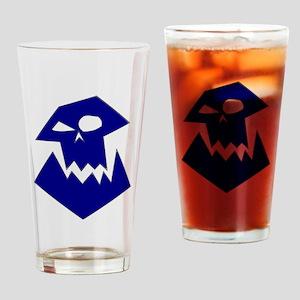 orkface Drinking Glass