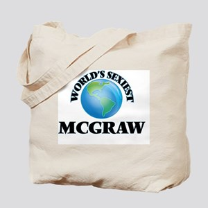 World's Sexiest Mcgraw Tote Bag
