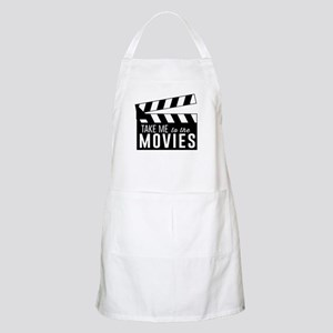 Take me to the movies Apron