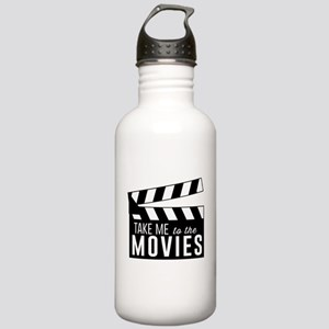 Take me to the movies Water Bottle