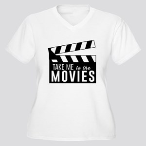 Take me to the movies Plus Size T-Shirt
