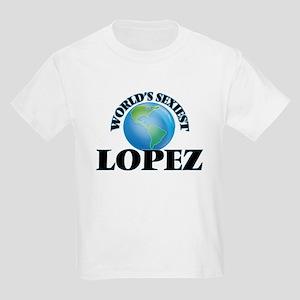 World's Sexiest Lopez T-Shirt