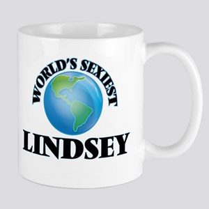 World's Sexiest Lindsey Mugs