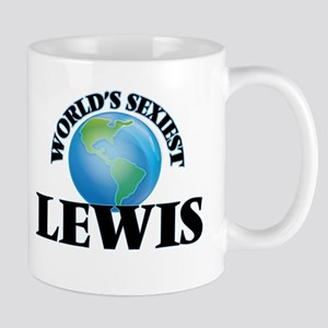 World's Sexiest Lewis Mugs