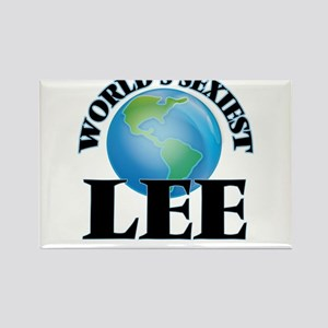World's Sexiest Lee Magnets