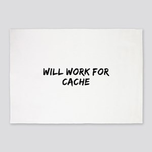 Will work for cache 5'x7'Area Rug