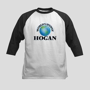 World's Sexiest Hogan Baseball Jersey