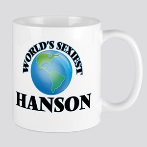 World's Sexiest Hanson Mugs