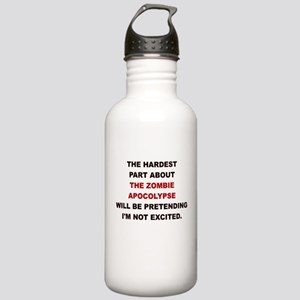 THE HARDEST PART ABOUT THE ZOMBIE APOCALYPSE Water